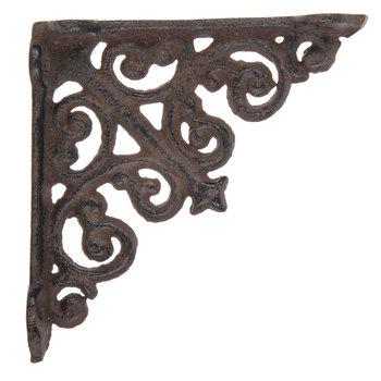 Rust Metal Bracket
