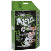 Card Tricks Marvin's Mind-Blowing Magic Kit