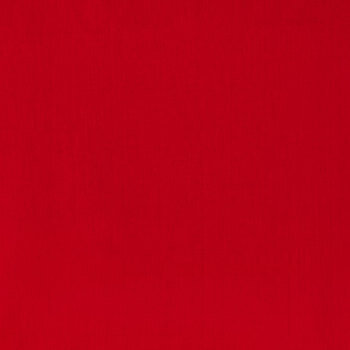 Red Wide Cotton Calico Fabric