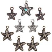 Starfish Charms