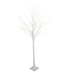 White Birch Pre-Lit Christmas Tree - 6'