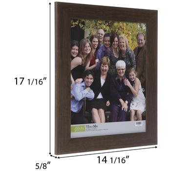 Brown Wood Look Wall Frame