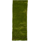 Faux Moss Table Runner