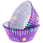 Unicorn Star Baking Cups