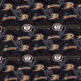 NHL Anaheim Ducks Cotton Fabric