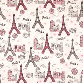 Paris Glitter Apparel Fabric