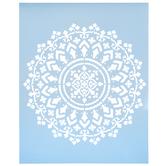 Boho Mandala Stencil