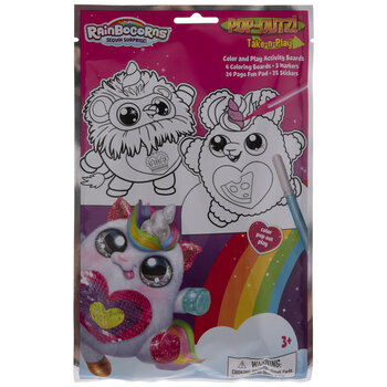 Rainbocorns Take-N-Play Kit