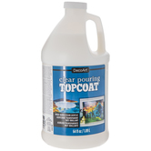 Pouring Topcoat