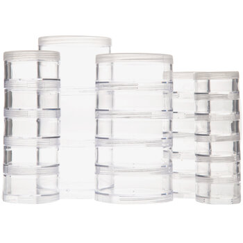 Stackable Bead Containers