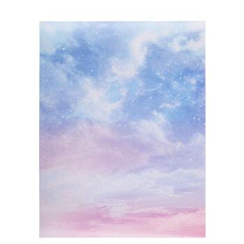 "Heavenly Sky Vellum Paper - 8 1/2"" x 11"""