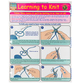 Learning To Knit Quick Study Guide