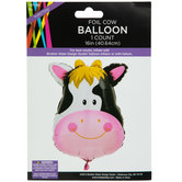 Foil Cow Balloon