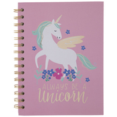 Always Be A Unicorn Spiral Notebook