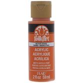 Pure Orange FolkArt Acrylic Paint