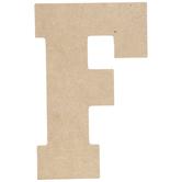 "Wood Letter - 5"""