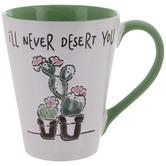I'll Never Desert You Mug