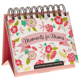 Moments For Moms Inspirational Perpetual Day Calendar