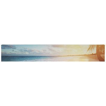 Tropical Beach Canvas Wall Decor
