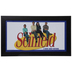 Seinfeld About Nothing Wood Wall Decor