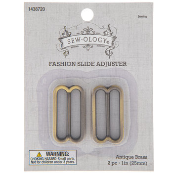 Fashion Slide Adjusters