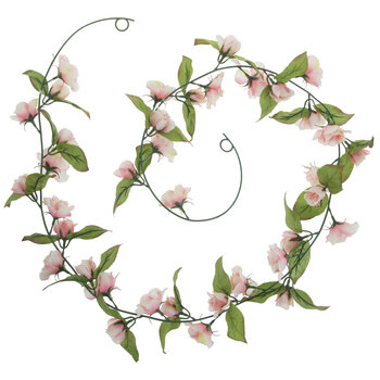 Mini Rose Garland