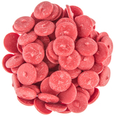 Red Vanilla Candy Wafers