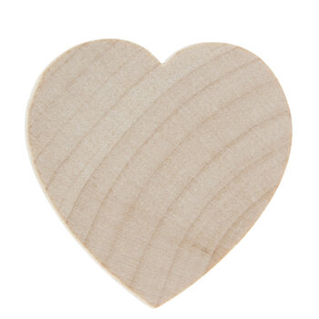 Heart Wood Shapes
