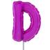 Letter Balloon Garden Pick - D
