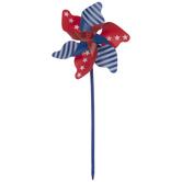 Striped Flag Pinwheel