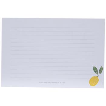 Lemons & Leaves Recipe Cards