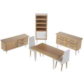 Miniature Dining Room Furniture