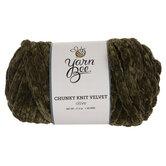 Yarn Bee Chunky Knit Velvet Yarn