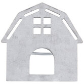 Silver Barn Metal Napkin Ring
