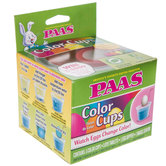Egg Coloring Cups