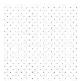 "White & Black Airy Polka Dot Scrapbook Paper - 12"" x 12"""