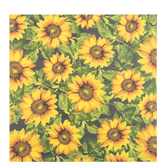 "Sunflower Scrapbook Paper - 12"" x 12"""