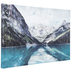 Reflected Mountain Range Canvas Wall Decor