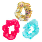 Solid & Floral Scrunchies
