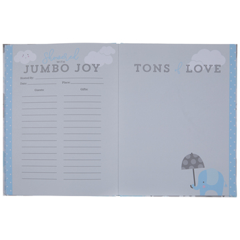 Welcome Little One Memory Book