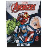 Marvel Avengers Tattoos