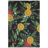 Winter Fruit Tablecloth