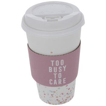 Confetti Paper Coffee Cups