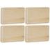 Rectangle Wood Plaque - 3