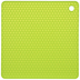 Green Honeycomb Silicone Trivet