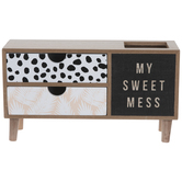 My Sweet Mess Wood Desk Organizer