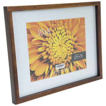 Walnut Wood Frame With Mat