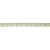 Green & White Plaid Ribbon - 5/8