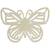 Butterfly Wood Shape
