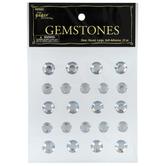 Round Rhinestone Stickers